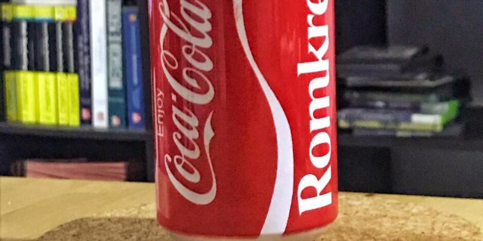 Termo Coca-Cola